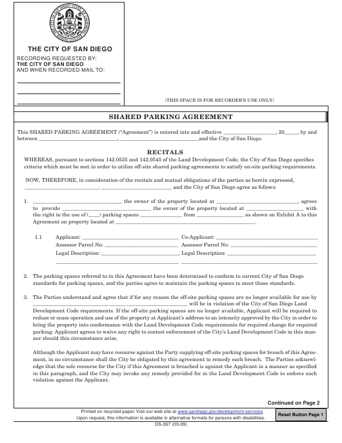 Form DS-267  Printable Pdf