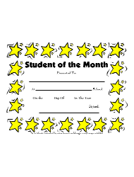 student newspaper achievement certificate template download