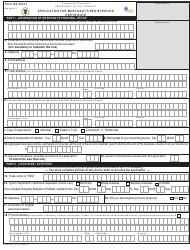 "Form AS-2914.1 ""Application for Merchant's Registration Certificate"" - Puerto Rico"