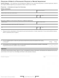 """Form 4107 """"Mandatory E-Pay Election to Discontinue or Waiver Request"""" - California, Page 2"""