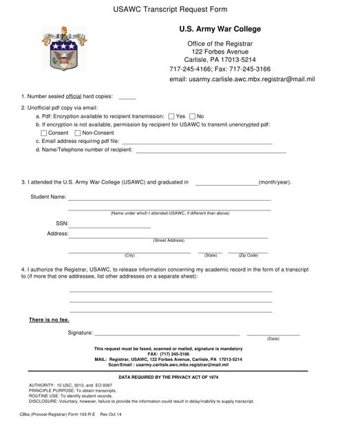 Form 103-r-e  Fillable Pdf