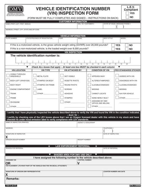 Form 735-11  Printable Pdf