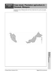 """Economic Development Worksheet"", Page 16"