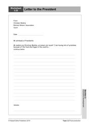 """Economic Development Worksheet"", Page 24"