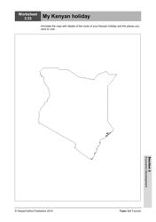 """Economic Development Worksheet"", Page 35"