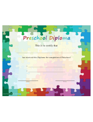 diploma certificate templates pdf download fill and print for free
