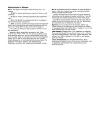 IRS Form W-2g 2018 Certain Gambling Winnings, Page 5