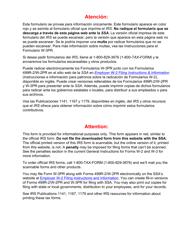 """IRS Form W-3PR """"Informe De Comprobantes De Retencion"""", 2018"""