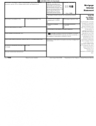 IRS Form 1098 2018 Mortgage Interest Statement, Page 3