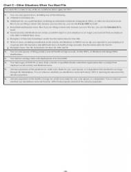 Instructions for IRS Form 1040 - U.S. Individual Income Tax Return 2017, Page 10