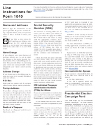 Instructions for IRS Form 1040 - U.S. Individual Income Tax Return 2017, Page 13