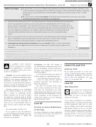 Instructions for IRS Form 1040 - U.S. Individual Income Tax Return 2017, Page 33