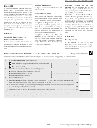 Instructions for IRS Form 1040 - U.S. Individual Income Tax Return 2017, Page 39