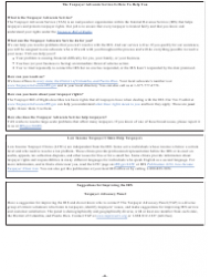 Instructions for IRS Form 1040 - U.S. Individual Income Tax Return 2017, Page 3