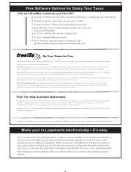 Instructions for IRS Form 1040 - U.S. Individual Income Tax Return 2017, Page 5