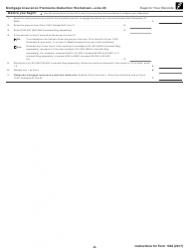 Instructions for IRS Form 1045 - Application for Tentative Refund 2017, Page 8
