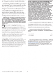 Instructions for IRS Form 1094-c, Form 1095-c 2017, Page 17