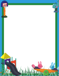 """Playground Page Border Template"""