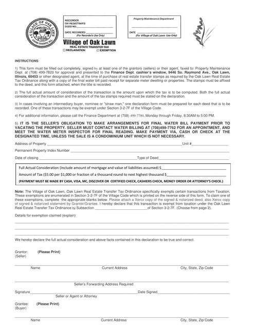 Form 708 Pdf
