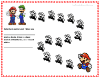"""Super Mario Behavior Reward Chart"""