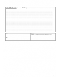 """""""Italy National (D) Visa Application Form - Consulate General of Italy"""" - Los Angeles, California, Page 4"""