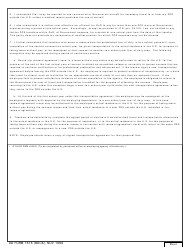 DD Form 1616 Department of Defense (DoD) Transportation Agreement Transfer of Professional School Personnel Outside Conus (OCONUS), Page 2