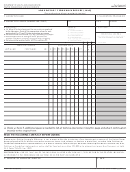 "Form CMS-209 ""Laboratory Personnel Report (Clia)"""