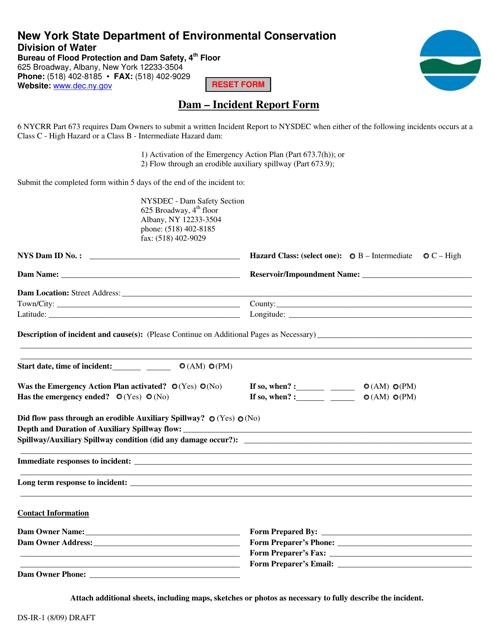 Form DS-IR-1  Printable Pdf