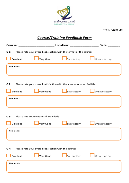 Form 41 Printable Pdf