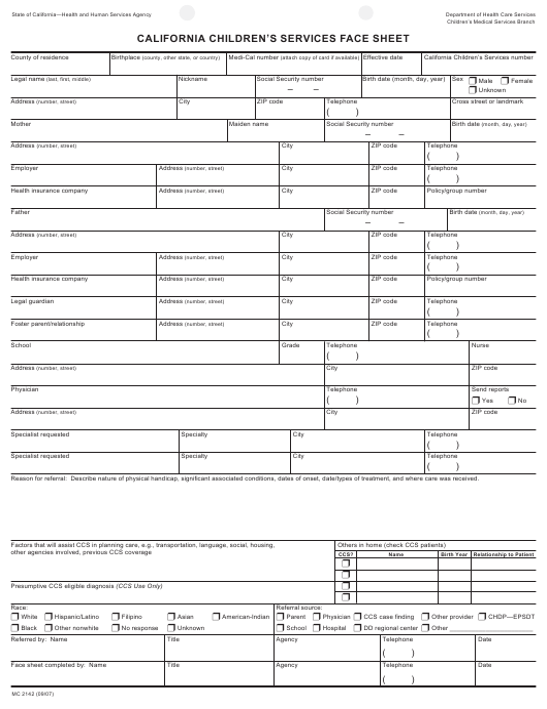 Form MC2142  Printable Pdf